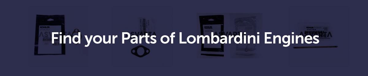 lombardini spare parts